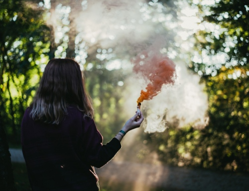 Getting Started with Smoke Bomb Photography