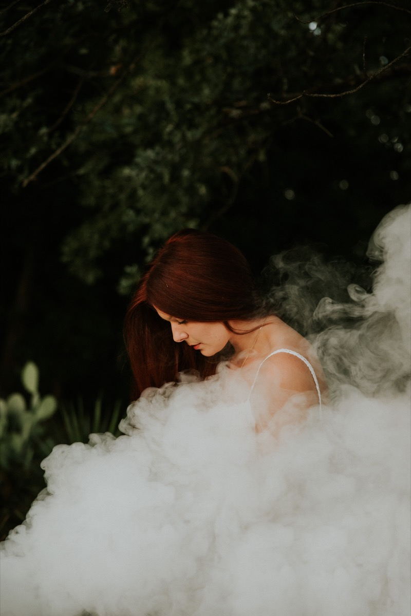 Smoke Bomb Photography Tips - How-To Get Started