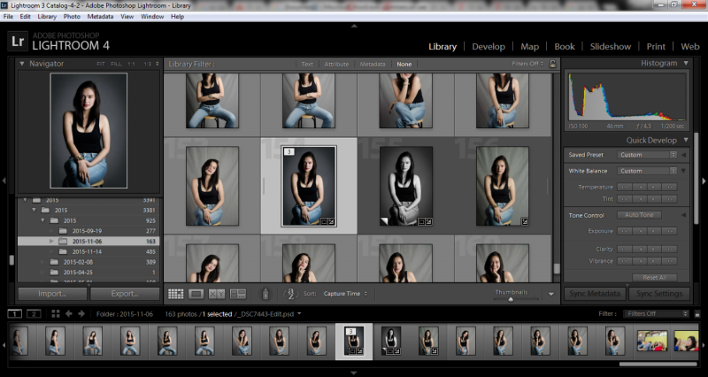 Portrait Photography: My Photography Workflow