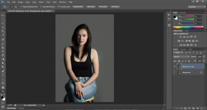I do complicated edits with Photoshop which you can open from Lightroom…