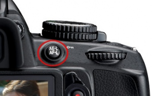 Back Button Used in Nikon