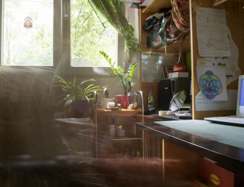 The beauty of everyday photography – shooting from home