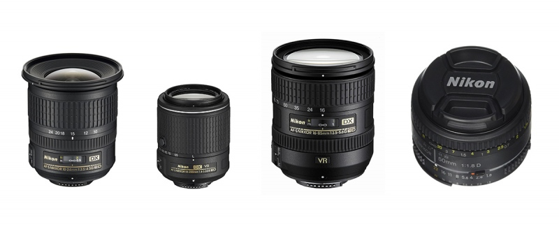 Top Nikon Lenses for DX Cameras