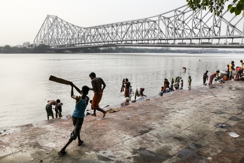Banks of Hooghly