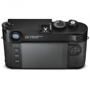 Leica M10 top and back