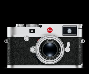 Leica M10 in silver/chrome